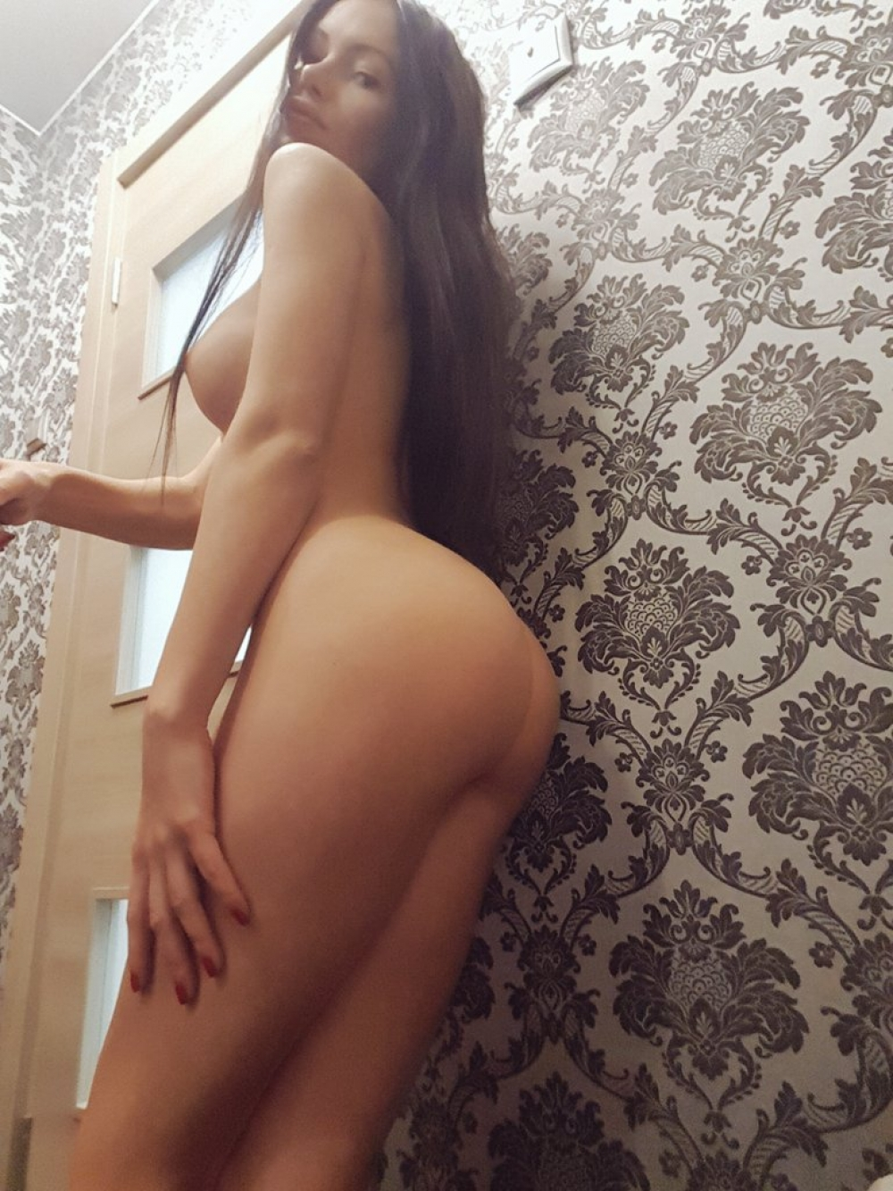 Russian girl natalia with beautiful ass
