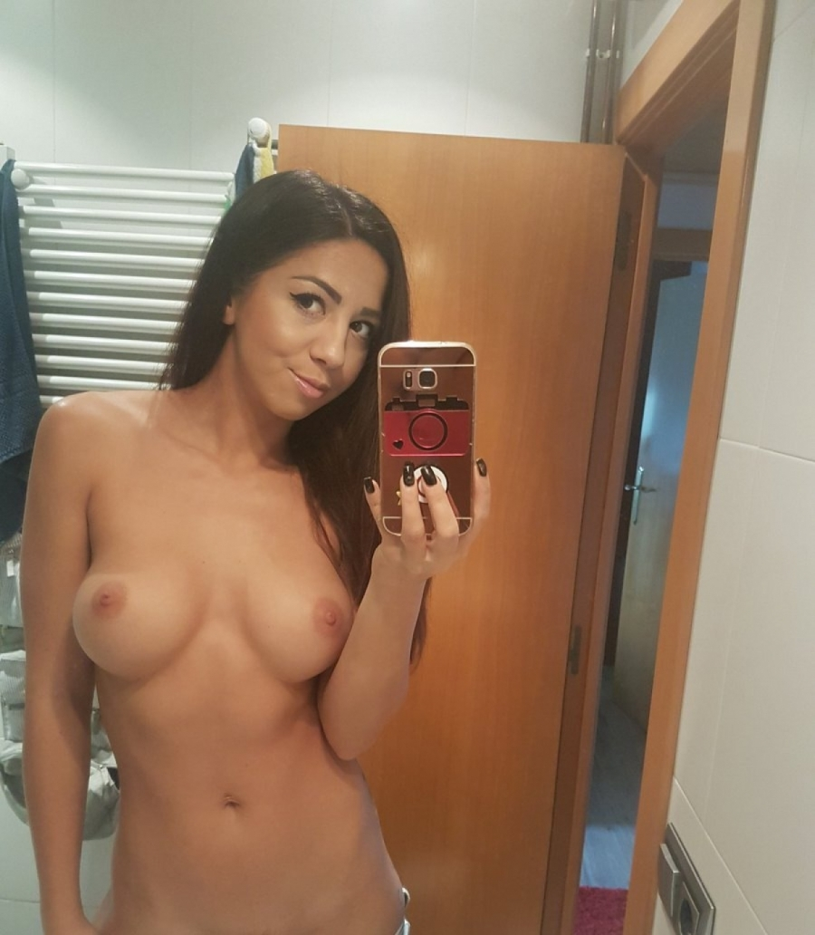 sexy topless asian girl